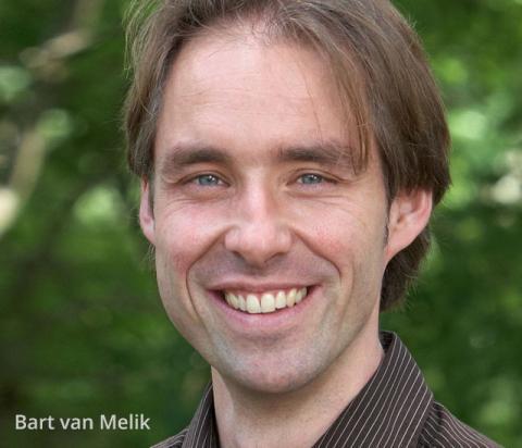 Bart van Melik: Nooit te laat voor nu!
